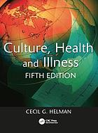 Culture, health, and illness