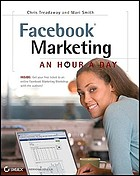 Facebook marketing : an hour a day