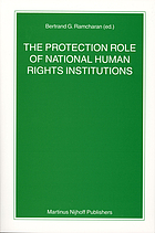 The protection role of national human rights institutions