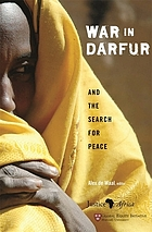 War in Darfur : and the search for peace