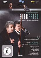 Siegfried : second day to the Der Ring des Nibelungen : music drama in three acts