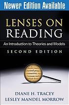 Lenses on reading : an introduction to theories and models