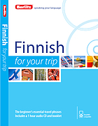 Finnish for your trip.