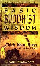 Basic Buddhist wisdom