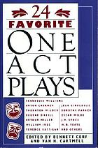 24 favorite one-act plays