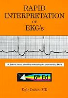 Rapid interpretation of EKG's : an interactive course