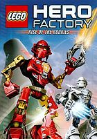 LEGO Hero factory. Rise of the rookies