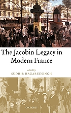 The Jacobin legacy in modern France : essays in honour of Vincent Wright