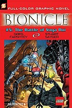 Bionicle. #5, The battle of Voya Nui