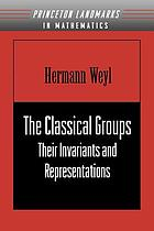 The classical groups, their invariants and representations,