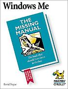 Windows Me : the missing manual