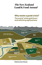 Why waste a good crisis? : the end of 'white gold fever', and rethinking agribusiness
