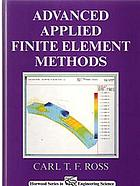 Advanced finite element methods