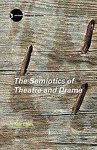 Semiotics of theatre & drama