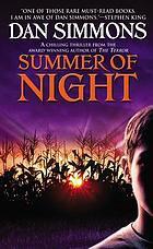 Summer of night : [a Gab bag for book discussion groups]