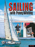 Sailing with Penny Whiting : a step-by-step guide to the basics of sailing.