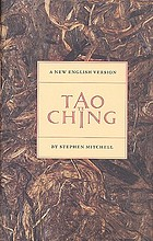 Tao te ching : a new English version