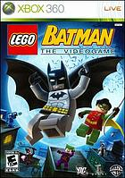 Lego Batman : the video game.
