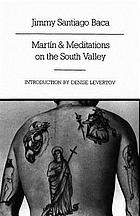 Martín & meditations on the South Valley