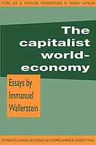 The capitalist world-economy : essays