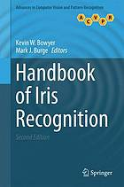 Handbook of iris recognition