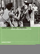 Costume and cinema : dress codes in popular film