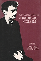 Selected short stories of Padraic Colum