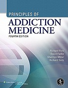 Principles of addiction medicine.