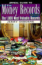 The official guide to the money records