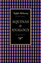 Aquinas and analogy