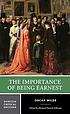 The importance of being earnest : authoritative... by Oscar Wilde