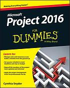 Microsoft Project 2016 for dummies course. Tracking tasks on a project
