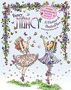 Fancy Nancy : a flutter of butterflies a reusable sticker book