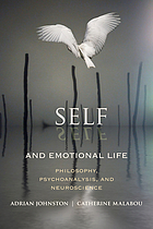 Self and emotional life : philosophy, psychoanalysis, and neuroscience