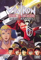 Voltron: defender of the universe. Revelations