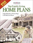Top-selling family living home plans.