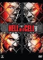 Hell in a cell 2014.