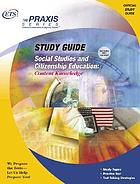 Study guide : social studies and citizenship education : content knowledge.