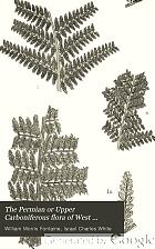 The Permian or Upper Carboniferous flora of West Virginia and S.W. Pennsylvania