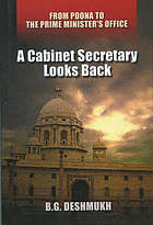 A cabinet secretary looks back