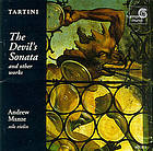 The devil's sonata and other works