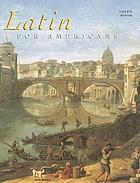 Latin for Americans. Third book