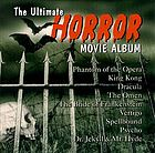 The ultimate horror movie album
