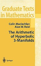 The arithmetic of hyperbolic three-manifolds