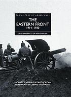 The eastern front 1914-1920 : from tannenberg to the russo-polish war