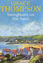 Swingboats on the sand