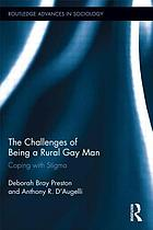 The challenges of being a rural gay man : coping with stigma