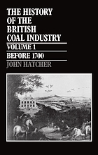 The history of the British coal industry.