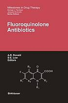 Fluoroquinolone antibiotics