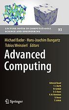 Advanced computing